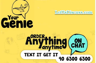 Hyperlocal delivery startup Genie raised Rs 1.6 crore