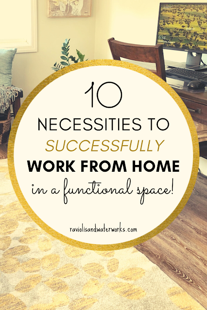 what office supplies are needed for a functional home office