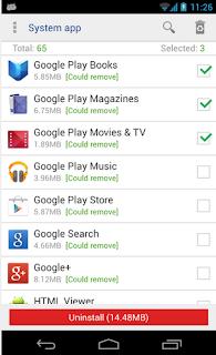 System App Remover APK