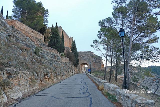 Puerta del Bodegón, Alarcón
