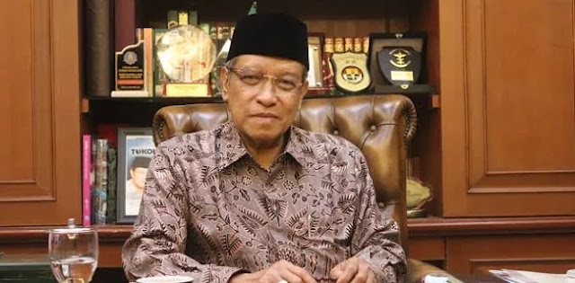 Soal Banjir Jakarta, Said Aqil: Ini Bukan Azab Tapi Musibah