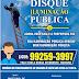 """Prefeitura implanta o """"Disque Iluminação Pública"""" para atender melhor a população"""