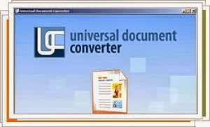 Universal Document Converter 6.1 Build 1309.27150 Download