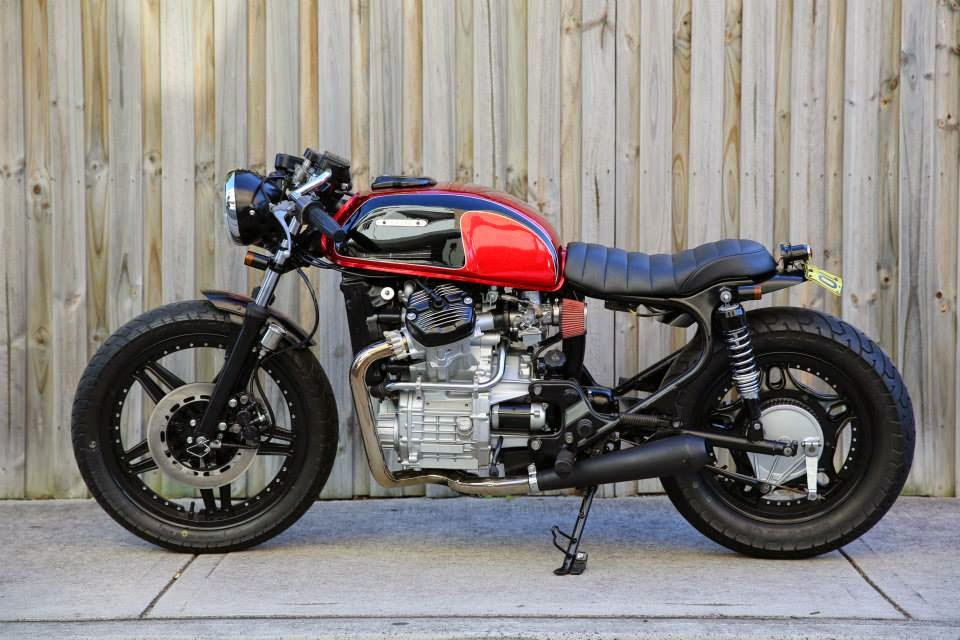 Honda Cx Cafe Racer on Honda Nighthawk 700s