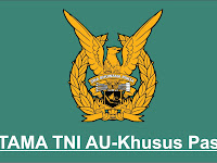 Telah Dibuka Pendaftaran Tamtama TNI AU Korps Pasukan Khas (PASKHAS) Tahun 2020