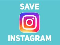 Cara Mudah Mengambil Gambar/Foto Dari Instagram Di PC