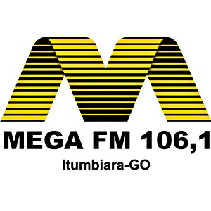 Ouvir agora Rádio Mega FM 106,1 - Itumbiara / GO