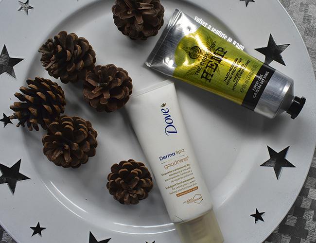 Mejores Cremas de Manos según la OCU: Dove y The Body Shop