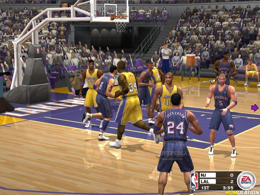 تحميل لعبة كرة السلة