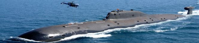 Navy's Only Nuclear Attack Submarine Returns To Russia Before Lease Expires