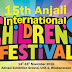 15th Anjali National Children's festival from tomorrow