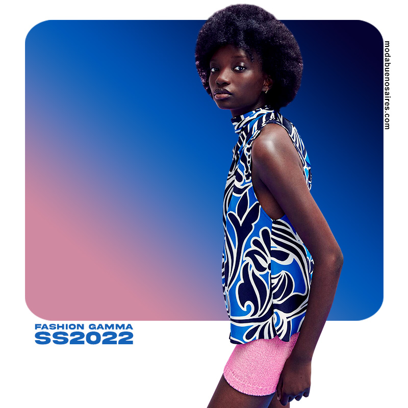 blusas 2022 moda colores 2022