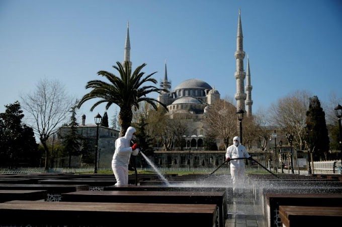 Εφιαλτική πρόβλεψη για την Τουρκία: Οι θάνατοι από κορονοϊό μπορεί να φτάσουν τους 600.000