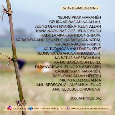Al Qur'an Surat An Nisa Ayat 36