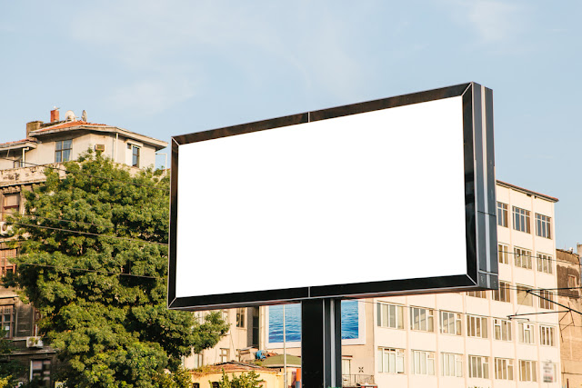 reclamepanelen, materialen, reclame
