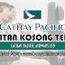 Jawatan Kosong di Cathay Pacific Airways Ltd - 5 Julai 2020