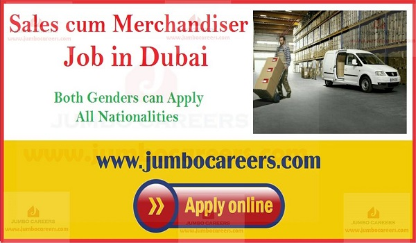 Current Dubai jobs with salary, Available sales job opportunities  in UAE,