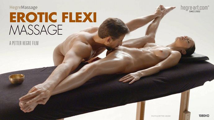 Vxlr Hegre-Art - Magdalena - Erotic Flexi Massage