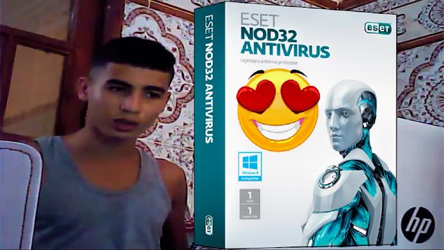 تحميل أفضل انتي فايروس في العالم nod32 antivirus 2018 + license key مع التفعيل