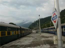 Nainital Kathgodam station