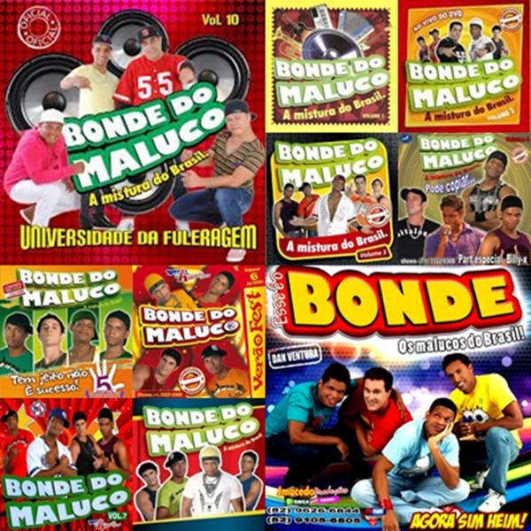 4 DO BAIXAR 2009 CD BONDE MALUCO VOL
