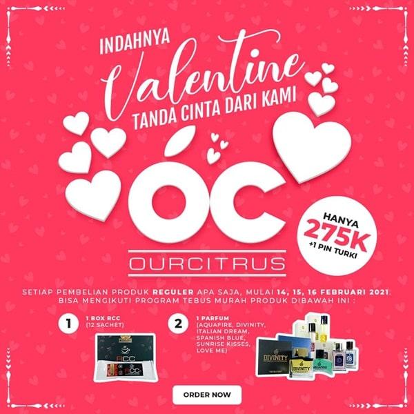program valentine ourcitrus