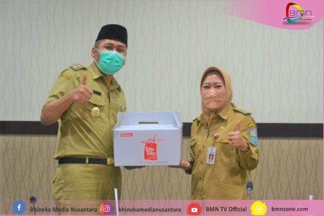 Angkat UMKM Pemkab Brebes Studi Banding ke Purbalingga Kembangkan Program Tuka Tuku