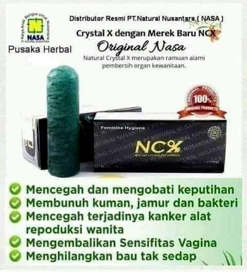 NCX 15 Menit Menjadi Perawan Kembali