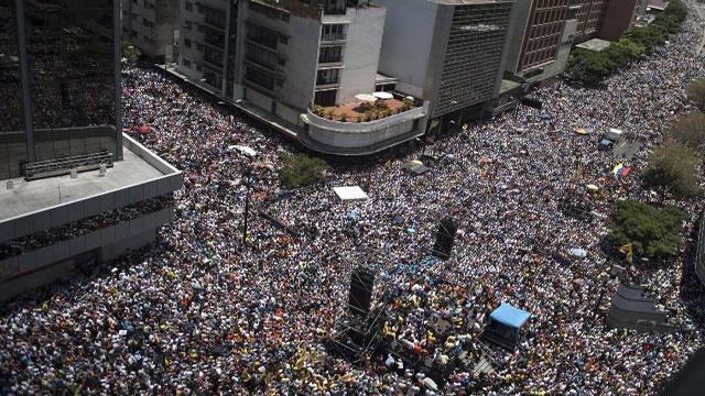 Unidad convoca a manifestar en los 335 municipios del país este #13Abr
