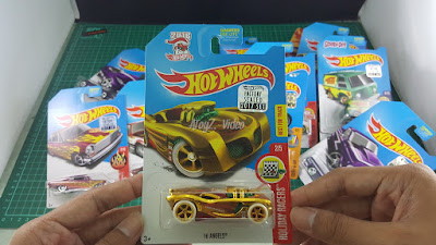 Hot Wheels Super Treasure Hunt 16 Angels