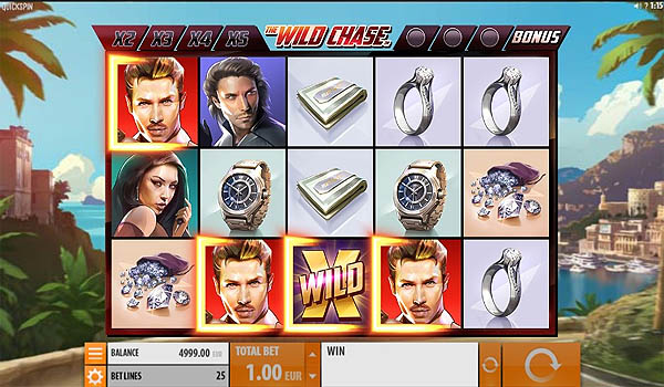 Main Slot Gratis Indonesia - The Wild Chase (Quickspin)