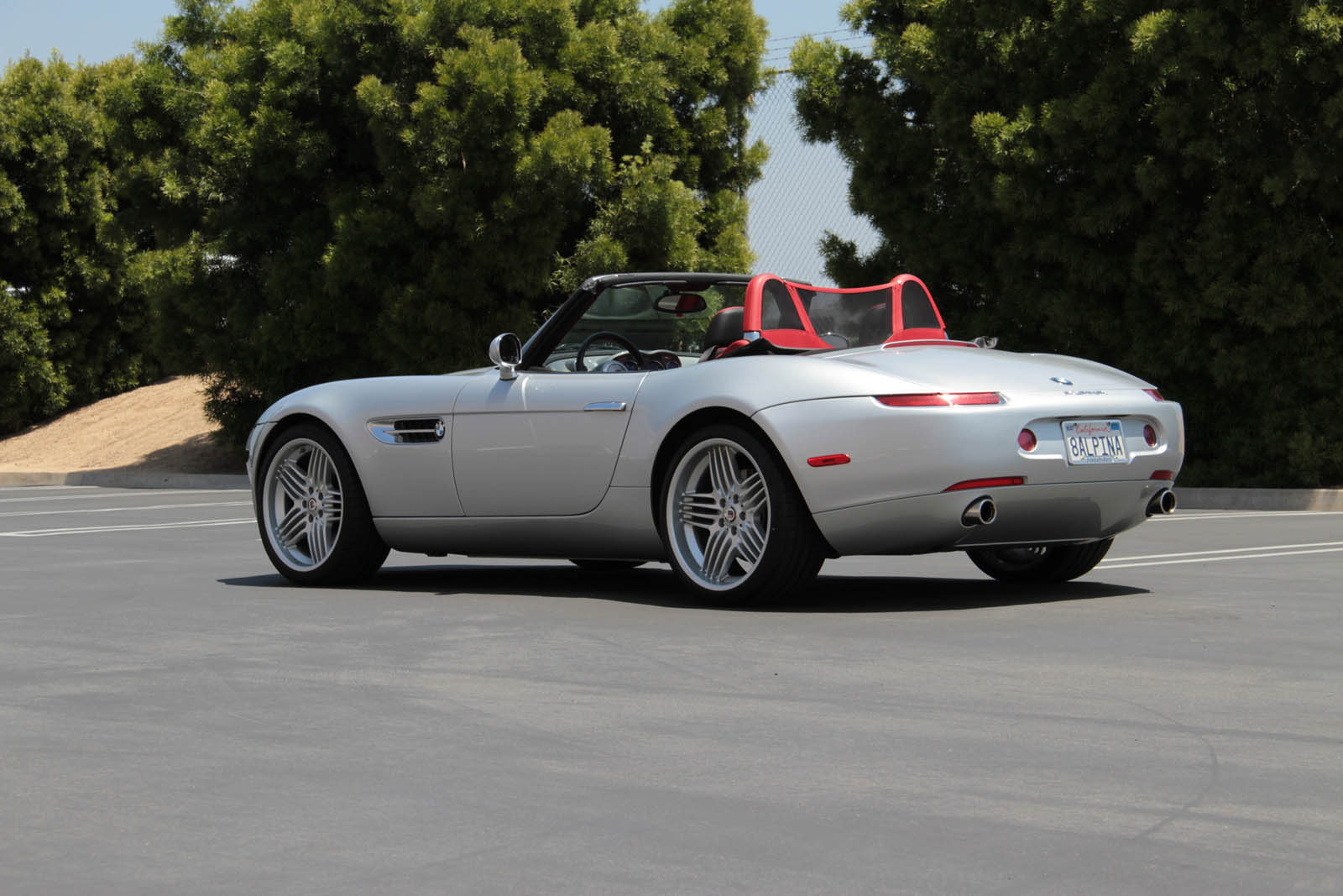 2003 Bmw Alpina Z8 Roadster Could Be The Ultimate Cruising