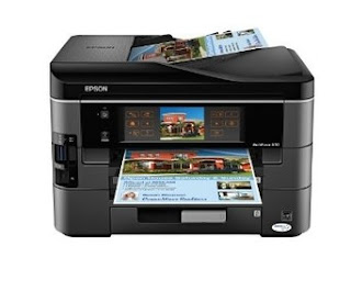 Epson Workforce 840 Driver Free Download