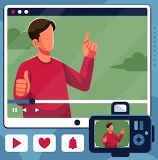 pekerjaan milenial  dengan gaji besar dengan menjadi vlogger