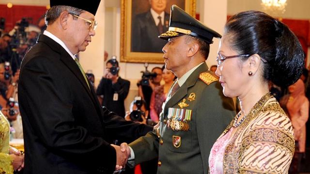 Adik Ipar SBY, Pramono Edhie Wibowo Meninggal Dunia