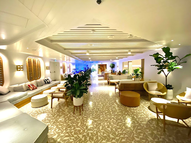 Virgin Voyages Scarlet Lady Review Public Lounges