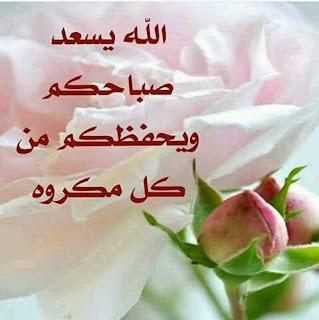 صور صباح الخير ، الله يسعد صباحكم ويحفظكم من كل مكروه