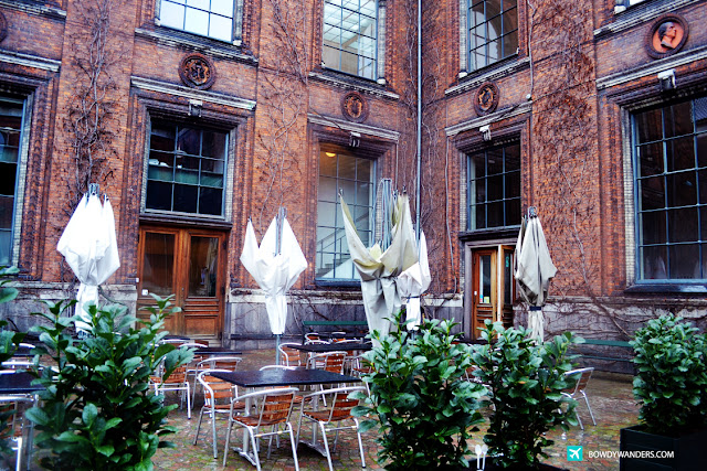bowdywanders.com Singapore Travel Blog Philippines Photo :: Denmark :: Kunsthal Charlottenborg: Copenhagen's Extra Nice Little Courtyard Café Near Nyhavn