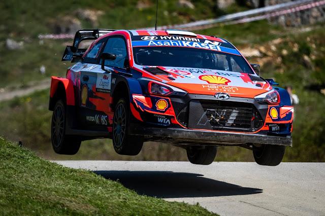 Rally Driving in Croatia