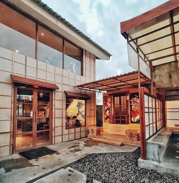 Taketama Coffee Bar Sidoarjo Jawa Timur