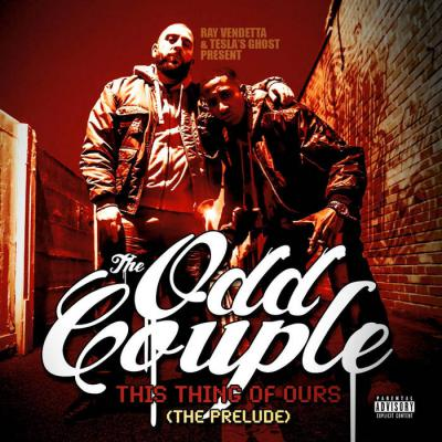 The Odd Couple (Ray Vendetta & Tesla's Ghost) - This Thing Of Ours (The Prelude) - Album Download, Itunes Cover, Official Cover, Album CD Cover Art, Tracklist