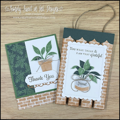 Fun Mystery Stamping with the Stampin' Up! Bloom Where You're Planted suite!