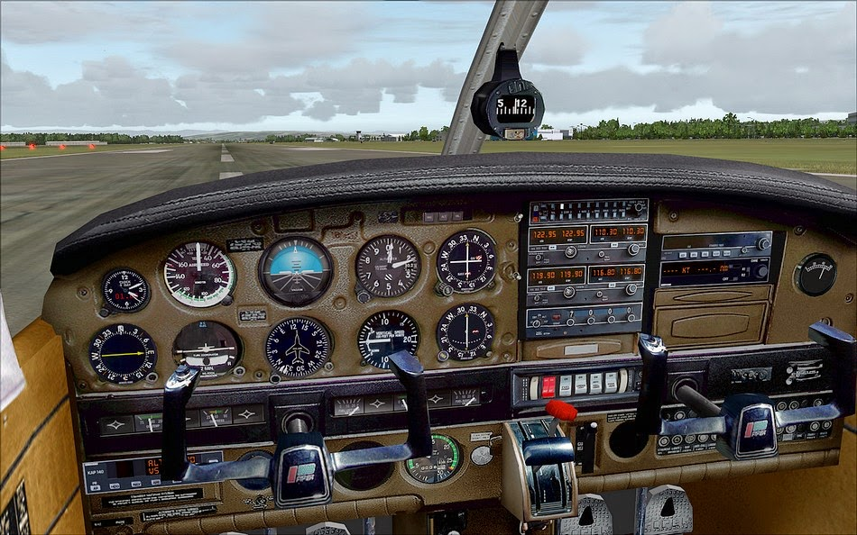 FS9] Carenado Piper Archer II