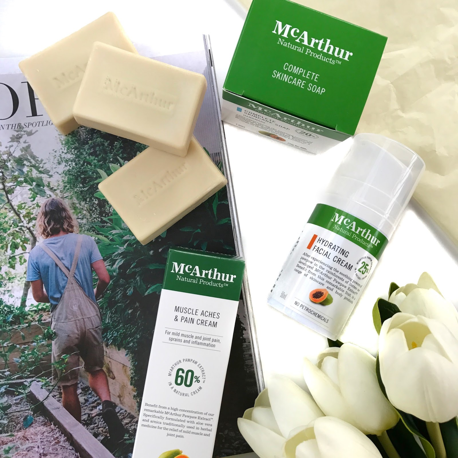 Review: McArthur Skincare - Wellness by Kels
