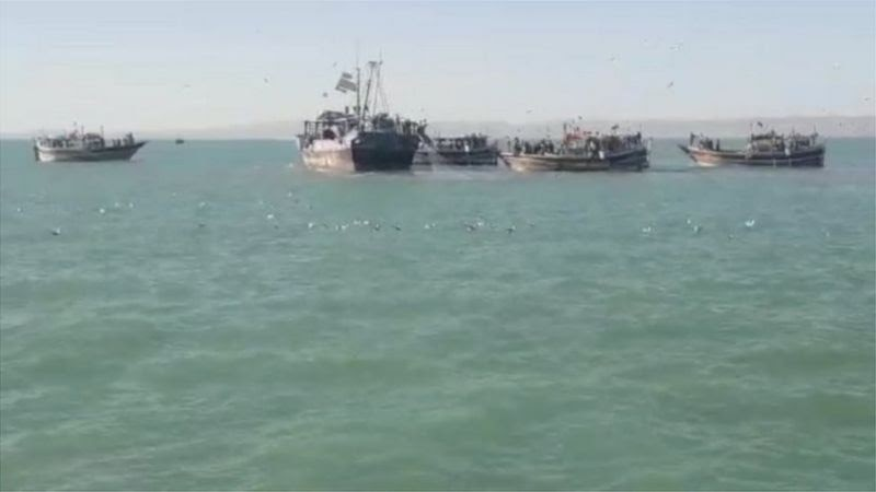 Engineer Ahmad Raza Hussain : Seizure of Chinese trawlers in Gwadar: 'Anyone entering Pakistan's territorial waters without permission will be stopped'