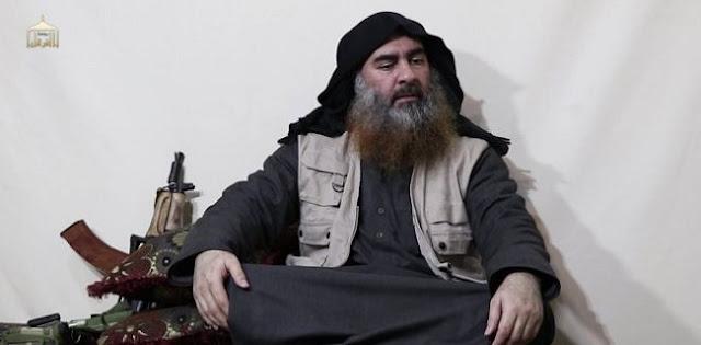 Pemimpin ISIS Abu Bakar al-Baghdadi Tewas Di Tangan Militer AS?
