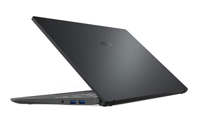 MSI Modern 15 A11SB-011ES: portátil ultrabook Core i7 con disco SSD de 1 TB y gráfica GeForce MX450
