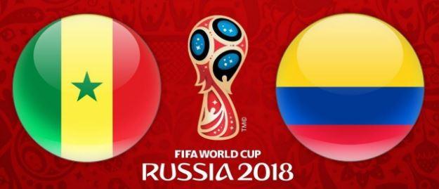 السنغال تودع كأس العالم بهدف من كولومبيا