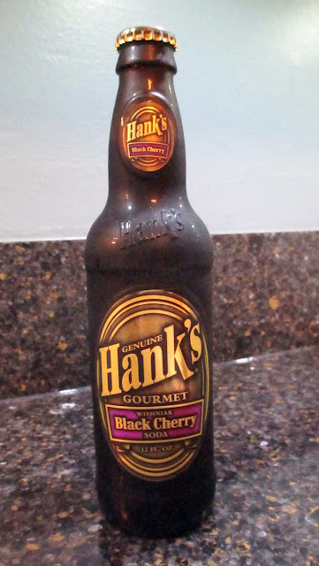 Hank's Black Cherry Soda