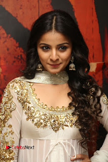 Telugu Actress Mahima Makwana Stills in White Desginer Dress at Venkatapuram Movie Logo Launch  0091.JPG